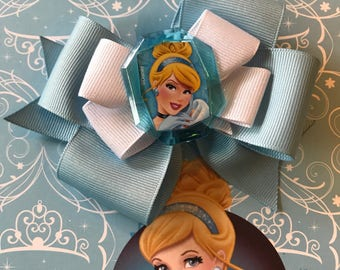 Cinderella bow  (Free Shipping in US)