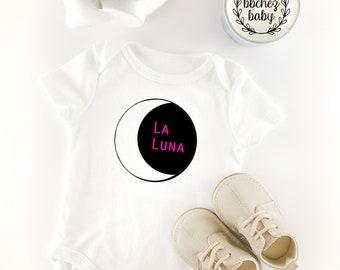 La Luna Baby Onesie / Bodysuit