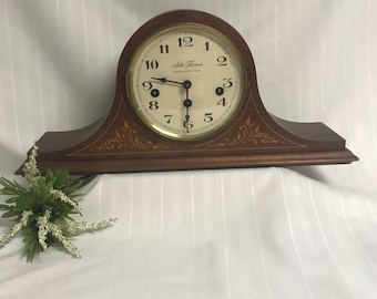 Vintage Seth Thomas Westminster Cranston 1299 Chime Clock