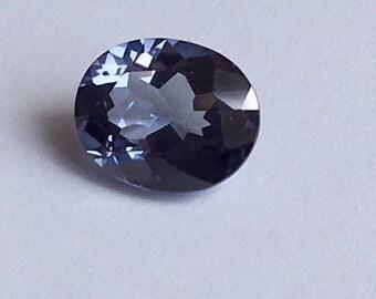 Blue Topaz Gemstone, Topaz Gemstone, Oval Gemstone, Gemstone 11x9mm