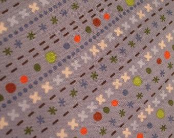 Riley Blake Fabric Scoot Blue Stripe -1 YD