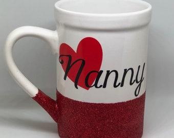 Beautifully Customized Coffee Mugs