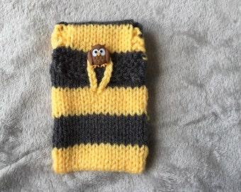 Hufflepuff Cozy for Phone/Camera