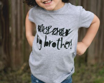 Big brother shirt - Big brother announcement shirt - Only child expiring big brother - Big brother shirt announcement - Promoted to big