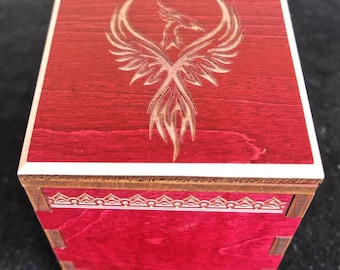 Firebird Secret Stash Puzzle Box – limited edition box