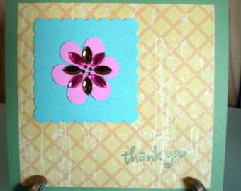 Thank You Cards - Set of 4
