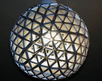 """""""Silver globe"""" suspension in tetra pak"""