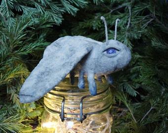 Сhristmas decoration Third Thunder Moth