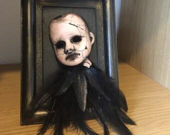 Macabre Art Doll