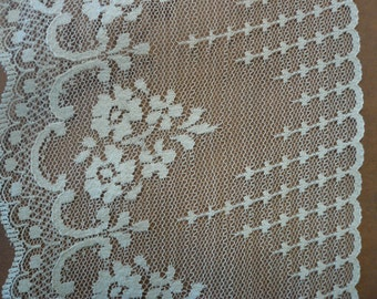 Vintage Natural Lace 5 Inches Wide  (010) 2 yards