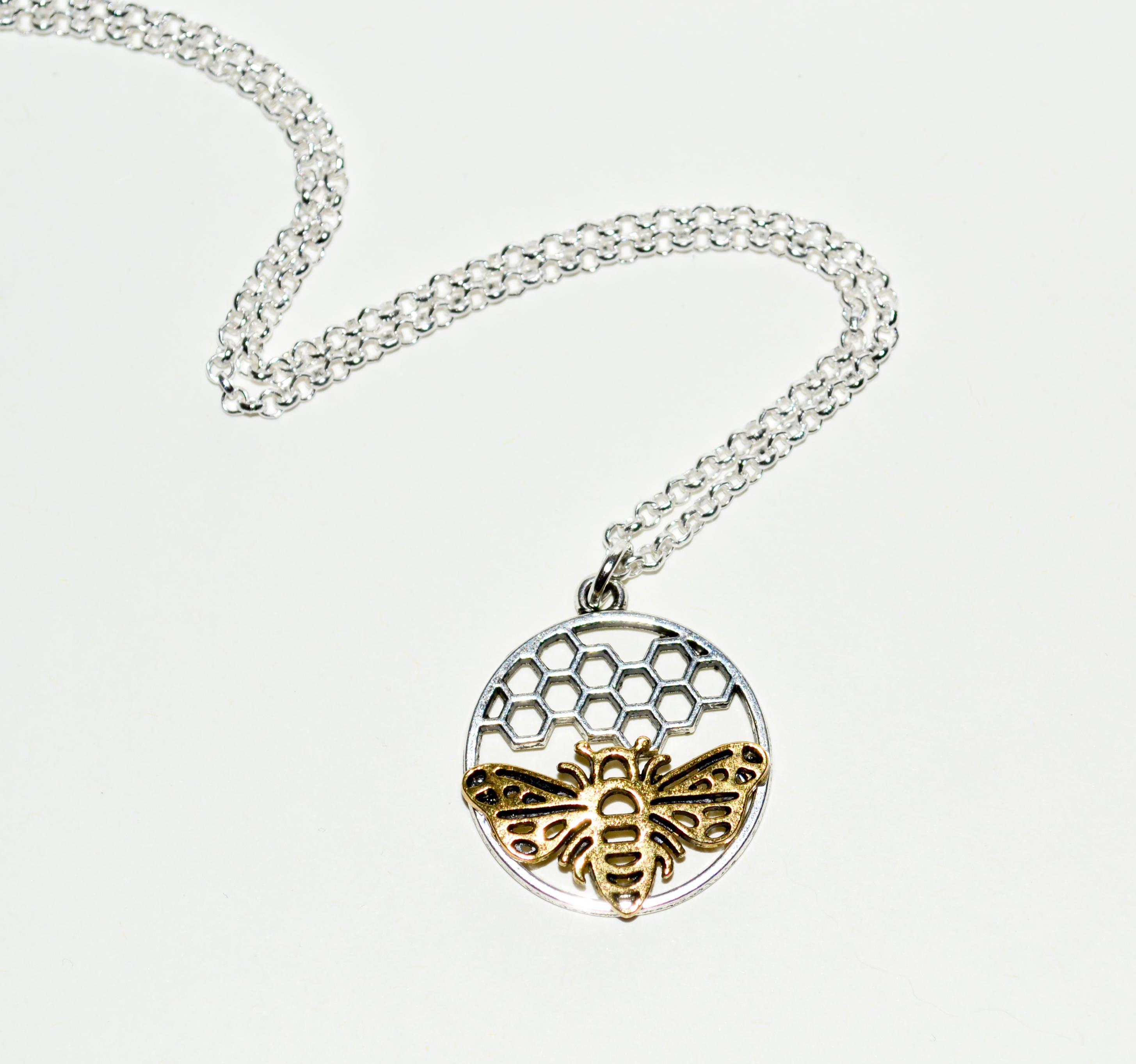 silver sterling designexclusivity design exclusivity pendant product by bee honey