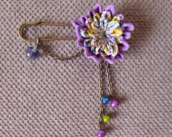 brooch PIN for shawl