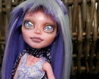 OOAK Monster High doll Lavender