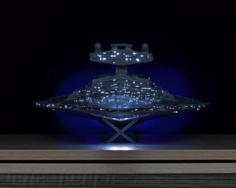 Set of lighting for Star Wars Imperial Star Destroyer model kit 1/2700 ZVEZDA 9057 or Revell 85-6459 in BOX