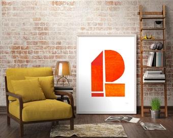 Extra Large Wall Art, Contemporary Art, Abstract Art Print, Abstract Modern Art