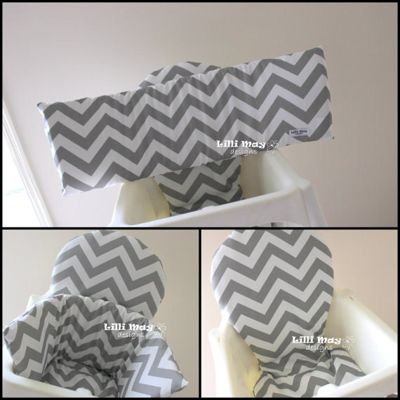 baby support cushion high chair pad cover only cotton