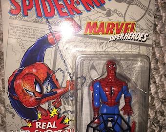 Marvel Spider-Man action figure- Toy Biz 1991