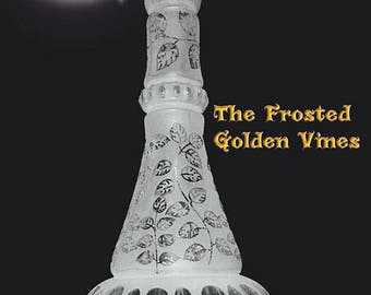 Introducing Pina's Frosted 1st Season Bottle! VERY LIMIED EDITION! ...Plus Coupon!