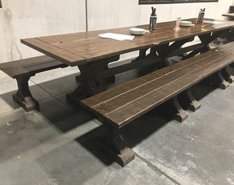 Oktoberfest Dining Table