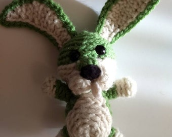 Crochet Rabbit - small