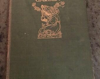 The Secret Garden by Frances Hodgson Burnett, First Edition, 1st UK 1911