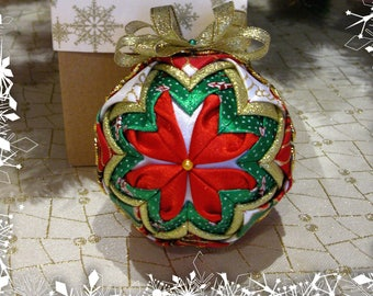 Christmas in july decorations Fabric baubles Christmas ball tree toy Christmas gifts Winter Holiday decor New year gifts Christmas tree ball