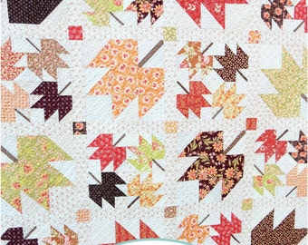Maple Sky PDF Quilt Pattern