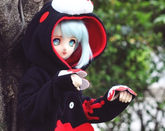 Black Gloomy Bear BJD Kigurumi [Pre-Order]
