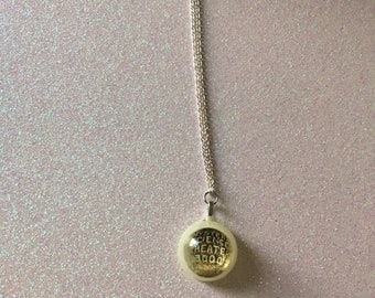 Resin Myster Science Theatre 3000 Necklace