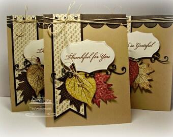 Thankful Fall Trio