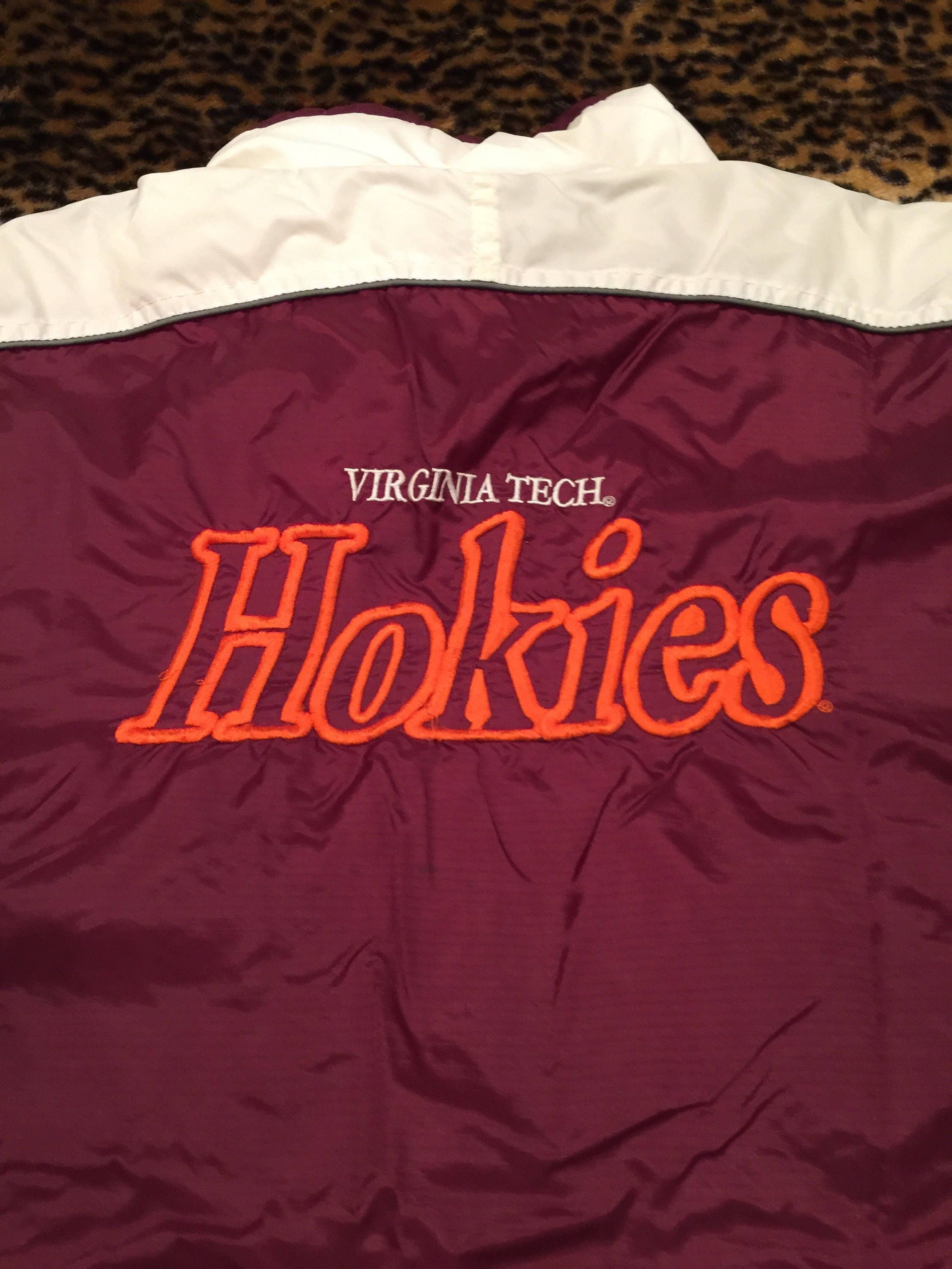 Virginia Tech Hokies zip up jacket