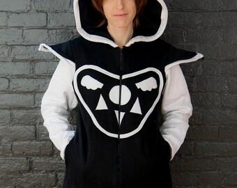 PROTOTYPE SALE! Undertale older Asriel inspired cosplay hoodie