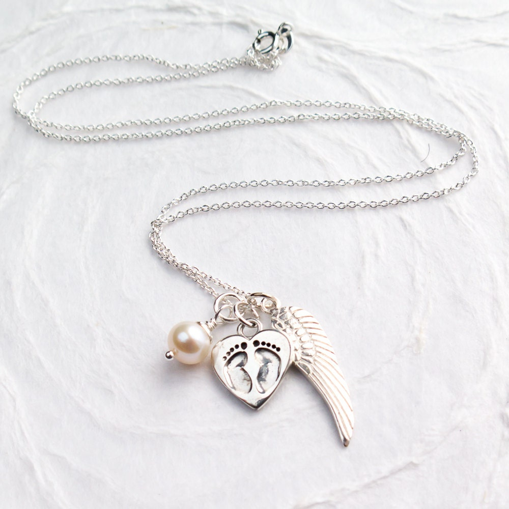 miscarriage our img angels necklace collections shinelife