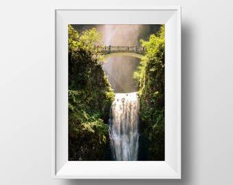 Multnomah Falls - Portland, Oregon