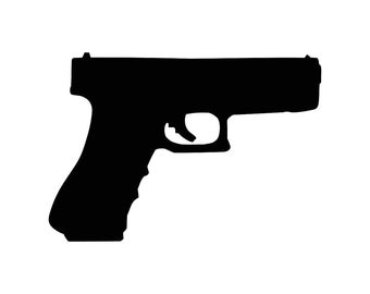 pistol clipart etsy rh etsy com piston clip art pistol clipart