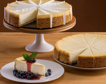 Gourmet Cheese Cakes