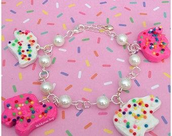 Circus Animal Cookie Charm Bracelet