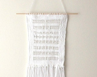 Simple Lace Weaving
