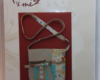 Melly & Me - Sunshine purse Sewing Pattern