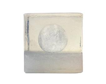 Quartz Sphere / Clary Sage / Mica