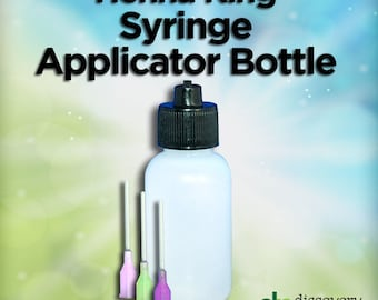 Syringe Applicator Bottle