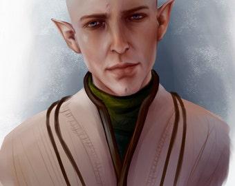 Dragon Age: Inquisition SOLAS