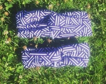 Matching headband - mother / daughter