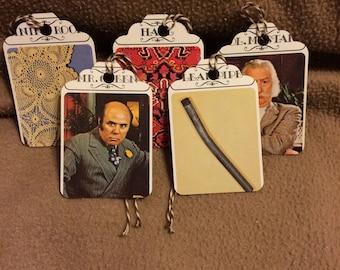 Clue Handmade Gift Tags!!!