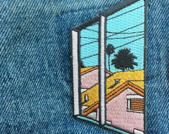 Los Angeles Window Patch