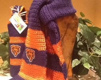 Team Spirit, Collegiate scarf and wine carrier