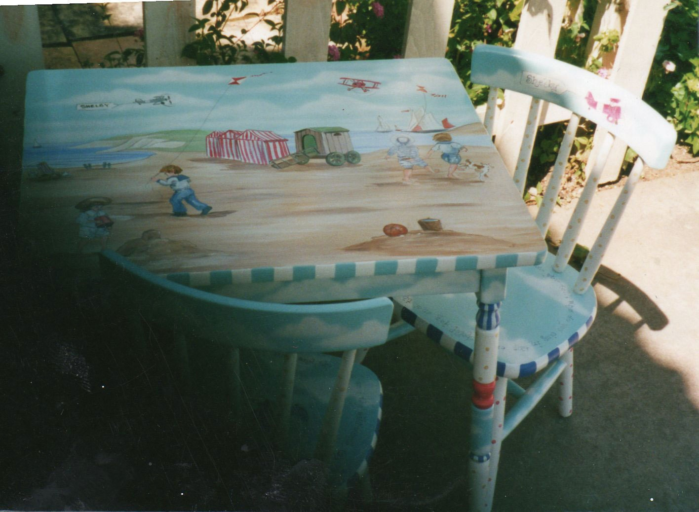 painted kids furniture. 🔎zoom Painted Kids Furniture E