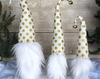 Scandinavian Gnome, Christmas Gnome, Nordic  Christmas Decor, Christmas Decoration, Farmhouse Christmas, Tomte, Nisse, Swedish Gnome, Elf