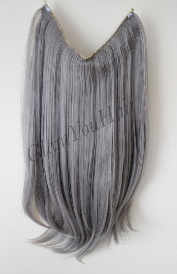 16 18secret Syn Halo Wire Hair Extension Inch