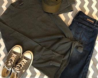 Long Sleeve Lounger Shirt